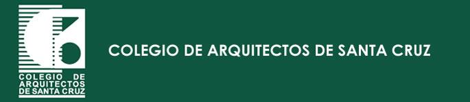 Colegio de Arquitectos de Santa Cruz logo